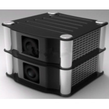 3D Superposition Projektoren, 18000 Lumen Outdoor große Projektoren Projektoren, höher als 15000 Lumen