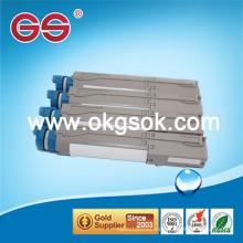 Cartucho de tóner láser de color compatible para Oki C3300 / C3400