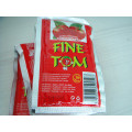 Fine Tom 70g Sachet Packaging Tomato Paste Manufacturer From China