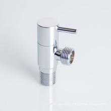 "1/2 "" hand control copper cock angle check valve for basin"