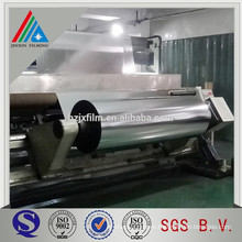 25/30/35 micron Aluminum Metallized CPP film For Packaging & Lamination Heat seal VMCPP