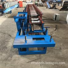 hs code aluminum shutter roll forming machine