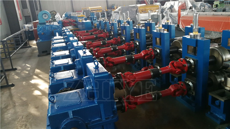 Full Aotomatic Welded Pipe Production Line