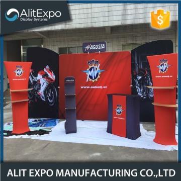 Custom Design 10x20ft trade show booth