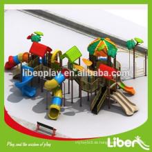 Kinder Outdoor Plastik Spielplatz Dschungel Gym