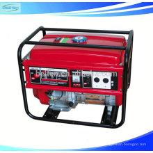 5.5hp Generador de la gasolina Generador de la gasolina 5kw Generador de la gasolina 6500