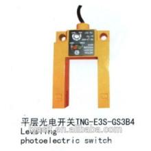 Interruptor fotoelétrico de nivelamento para peças de elevador