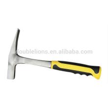 600 einteilige geschmiedete Überdachung Hammer mit TPR Griff