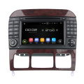 Benz S-Class Car DVD Player
