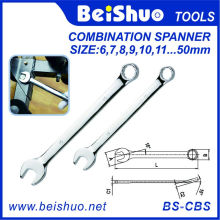 High Quality Adjustable Combination Ratchet Spanner