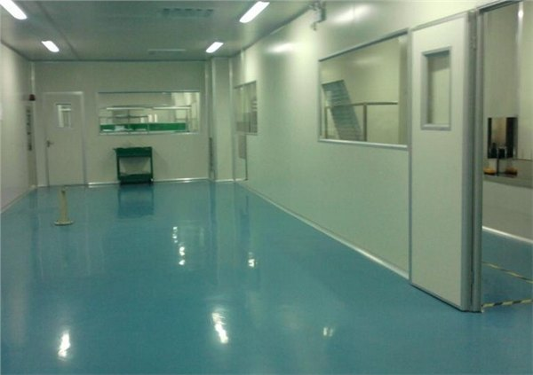 Hospital Moisture Resistant Mortar Epoxy Floor Paint