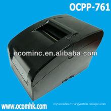 OCPP-761 --- Bon 76mm POS Dot Matrix Bill Imprimante Impact Imprimante Dot Matrix Imprimante Mécanisme