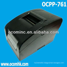 OCPP-761 --- Good 76mm POS Dot Matrix Bill Printer Impact Printer Dot Matrix Printer Mechanism
