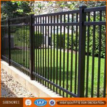 Дешевые Декоративные Металлические Железный Забор Безопасности Панели