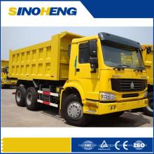 Caminhões basculantes de Sinotruk HOWO 24 toneladas