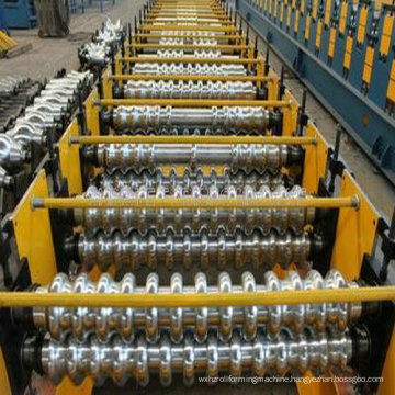 Roll Forming Machine for Sinusoidal Sheet