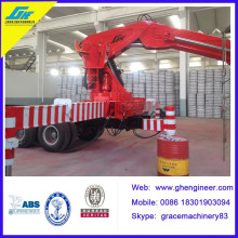 Brand New truck with crane for sale