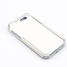 Alta qualidade Selfie LED Phone Case para iPhone6/6plus caixa de telefone de LED