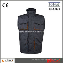 Wholesale Men Workwear Safety Waistcoat