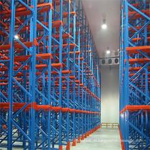 chemische Lagerung Ausrüstung, Nanjing Jacking Blechlager Q235 Stahl verwendet Palettenregal