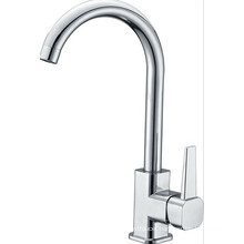 Sanitary Ware Chrome Plated Kitchen Faucet (1178)
