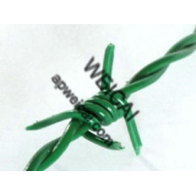Galvanized, PVC Coated, Razor Barbed Wire