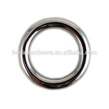 Fashion High Quality Metal Alloy Round Ring