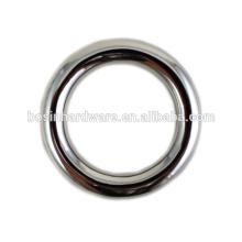 Moda de alta qualidade anel de liga de metal