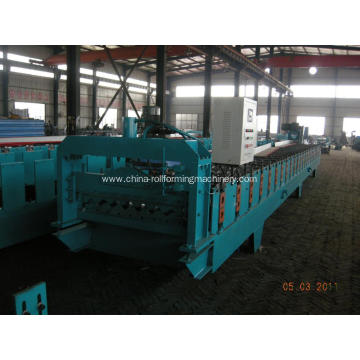 Fully Automatic Metal Roofing Tile Roll Forming Machine