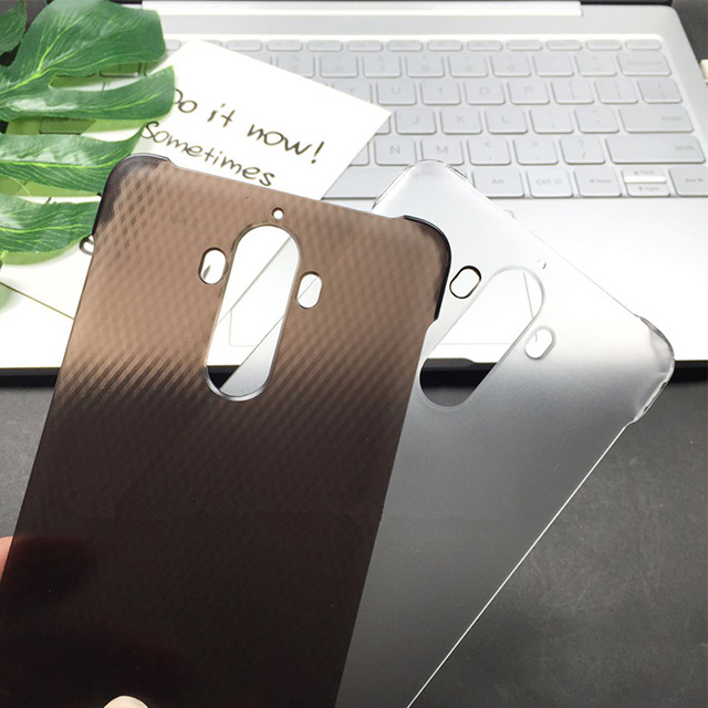 self transparent phone case