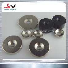 magnetic button powerful strong sintered neodymium manufacturer