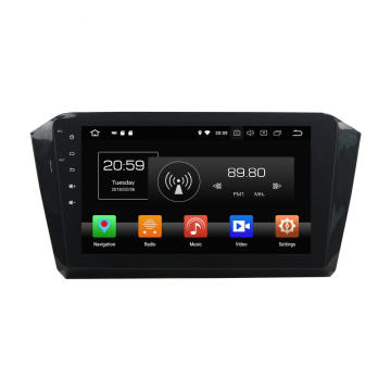 Octa Core Car Multimedia System voor Magotan 2016-2017