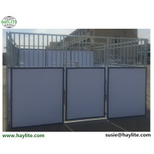 High quality galvanized temporary vinyl sewn panel horse stables