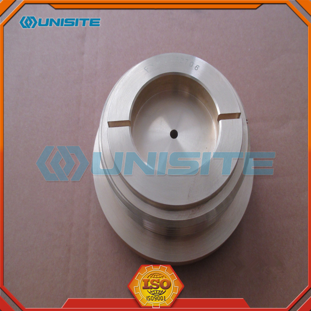 Custom Precision Brass Machine Valve Part