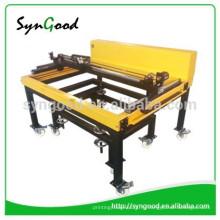 Машина гравировки лазера для гравирования камня Headstone Portable Syngood 600 * 900мм 1400 * 1000мм