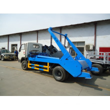 Small Container Garbage Truck for sale 4CBM