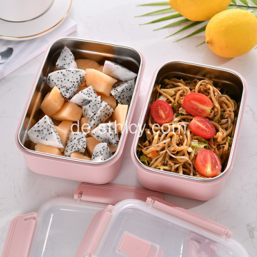 Lnsulation Student Canteen Lunch Box