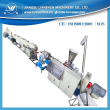 Lange Leben Kunststoff PVC glatte Wand Rohr, der Maschine herstellt