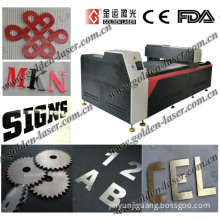 Nonmetal and Metal CO2 Laser Cutting Machine