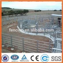 Panneau de clôture de ferme d'élevage en métal / panneau de clôture de ferme d'animaux métalliques / panneau de clôture de ferme