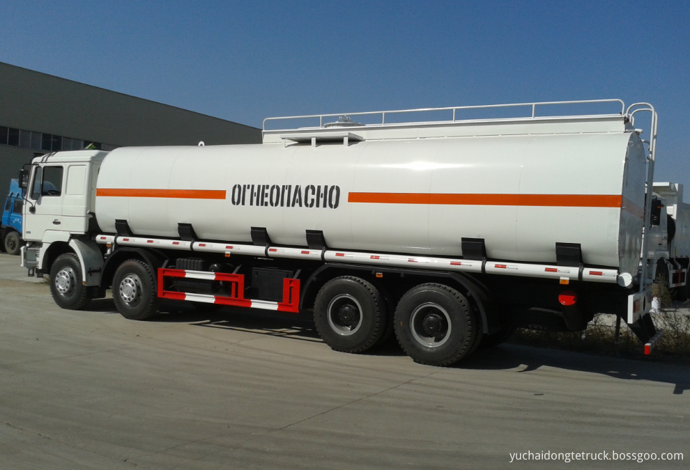 30000 liters bitumen tanker