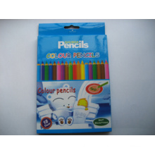 Hot Sale Raw Natural Wood Color Pencil (XL-02001)