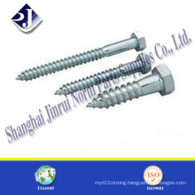 Low Price DIN571 Hex Wood Screw