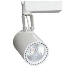 25W 2 alambre de 3 alambres baratos Epistar COB LED Tracklight
