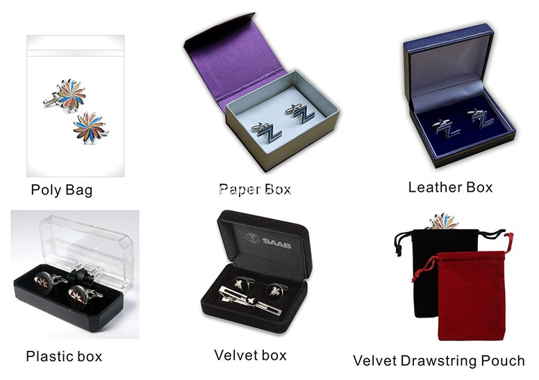 Metal Crafts Packaging Options