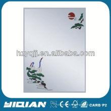 Venta caliente Hangzhou Xiaoshan Frameless Espejo