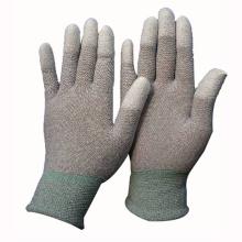 Handschuhe Doppel Nitril getaucht Hppe Handschuhe Arbeitshandschuh schneiden beständig