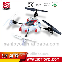 Sanjoyo 3.7 v / 350 mAh 2.4 G 4ch rc quadcopter 2.4 g rc helicóptero rc UFO