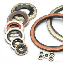 Water Proof Hydraulic Piston O Ring Seal With Anti-oil, Nbr Rubber Shaft Seals / Lip Seals