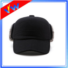 Ear Cover Warm Winter Baseball Cap